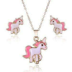 Girls Unicorn Gift Set